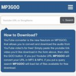 Download and listen Song - MP3 GOO